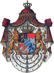 Гербът на Баварските Вителсбах (Пфалц-Рейн)