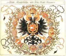Гербът на австрийските Хабсбурги