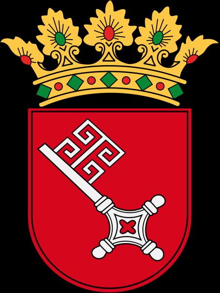 Герб на свободният град Бремен
