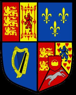 Гербът на дома Хановер