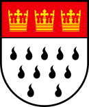 Герб на Кьолн