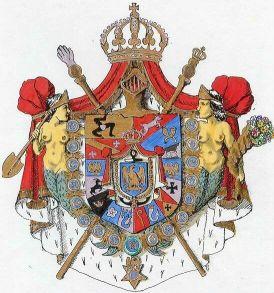 Гербът на Неапол