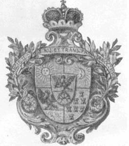 Герб на рода Ракоци