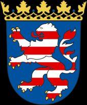 Гербът на Хесен