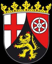 Гербът на Пфалц