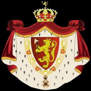 Герб на Норвегия